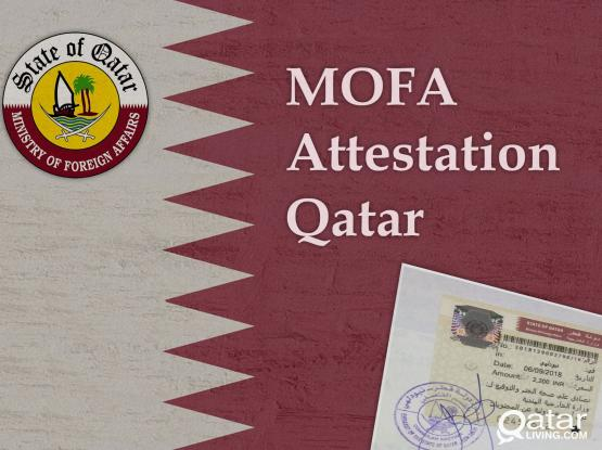 Qatar and India Certificate Attestation, Foreign countries Apostille, PCC facilities provider & Translation Services in Multiple Languages