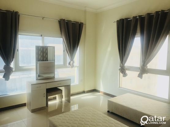 NO COMMISSION!! 2 BHK FURNISHED APARTMENTS AT MANSOURA