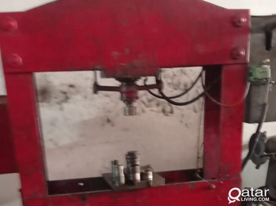 hydronic press for sale!