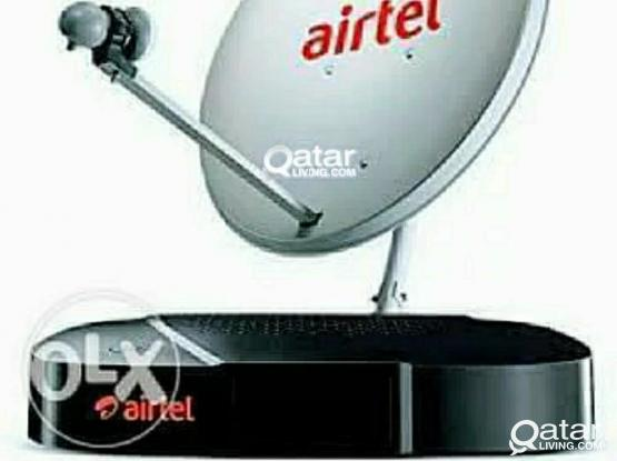Airtel remote and other dish items available. Please call 50561016