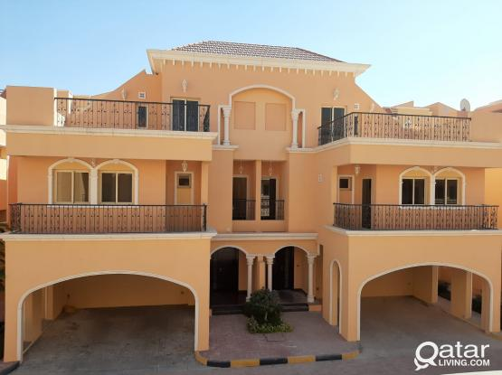 For Rent : 4&5BHK Compound Villas !!! in Abu Sedra