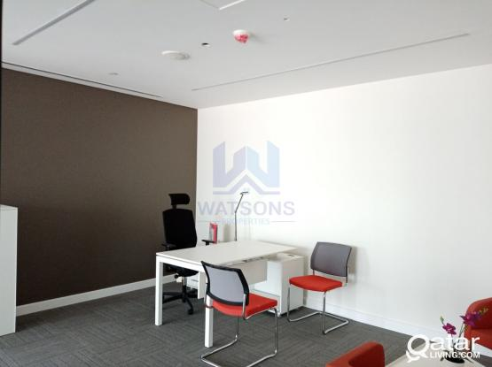 Business Office |Prime Location |Lusail
