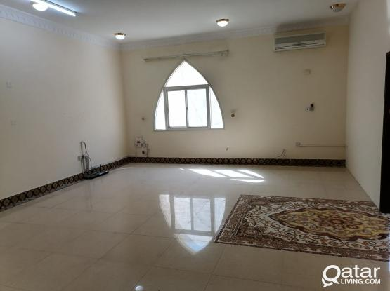 VERY SPACIOUS 2 BHK AVAILABLE FOR FAMILY  IN BANI HAJER NEAR SHERBONE SCHOOL