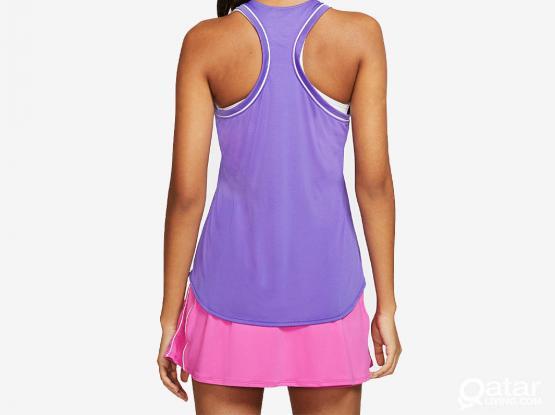 Nike Womens Court Dri-Fit Tennis Tank XS *Brand New*