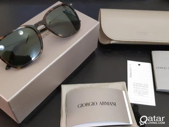 Sunglasses GIORGIO ARMANI AR8111 - Original with Authenticity Card