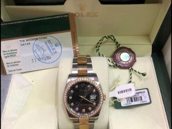 Authentic Rolex Watch For Urgent Sale