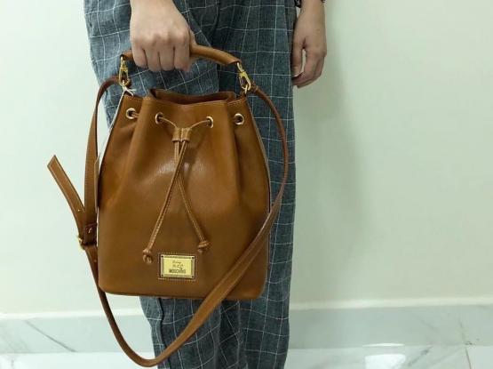 Authentic Moschino Bucket Bag