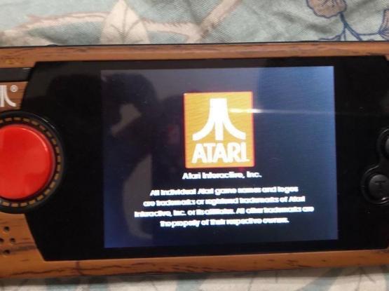 Atari Portable Video Game