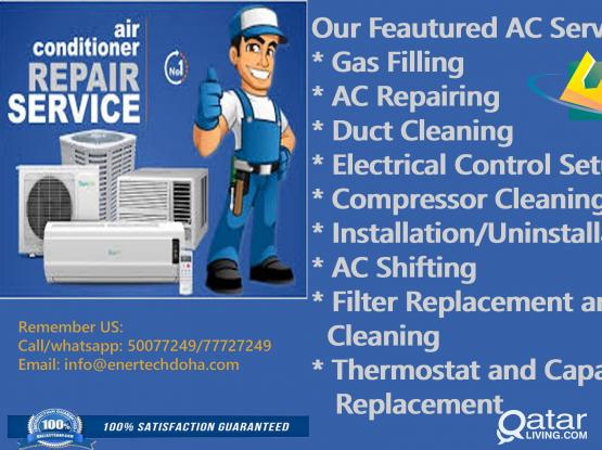 AC Maintenance Services(24/7) - Call/Whatsapp 77727249
