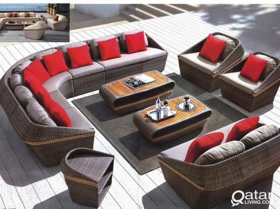 Outdoor Furniture Set (New)