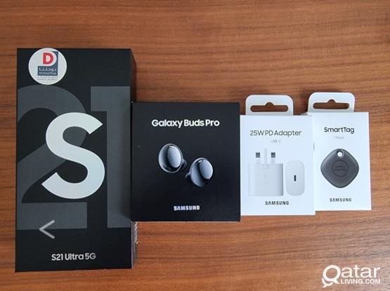 Samsung S21 Ultra 5G Gray