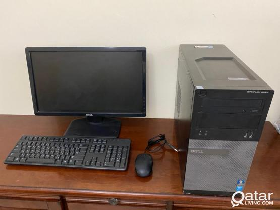 Desktop Dell OptiPlex 3020 for sale