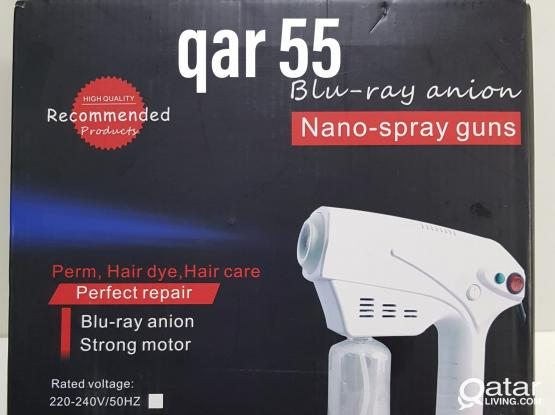 Blue ray Nano anion Spray Gun