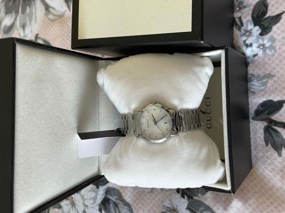 Gucci Diamond Inside Watch