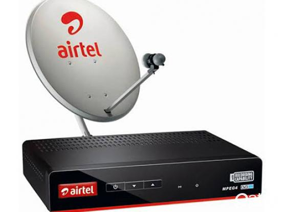 All HD Airtel dish services and accessories. Please call 50683778