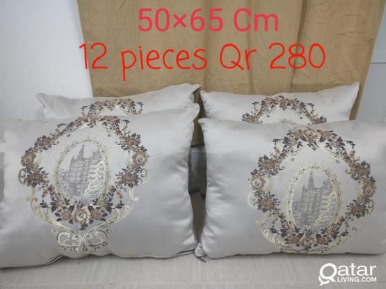 12 Pillows
