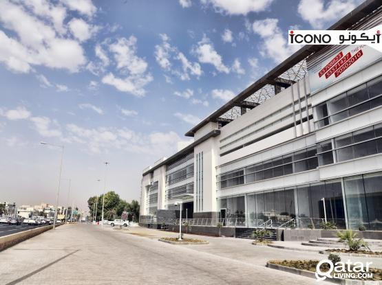 New Open Spaces Offices At C Ring Road