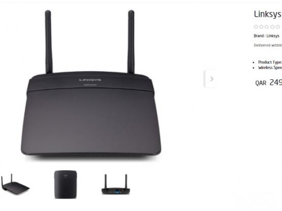 Linksys WAP300N Wireless Range Extender+ Access Po
