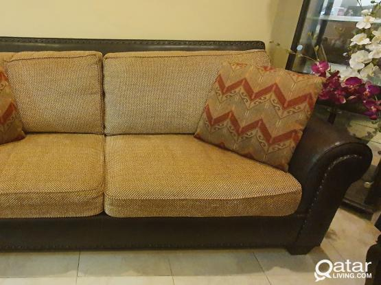 (Part 1) Pre-owned Furniture Moving Sale:  Sofa set, Dining Table set, Bed set ... etc
