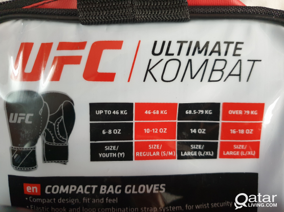 Boxing gloves  with wraps