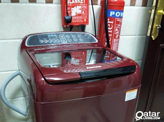 New Samsung washing machines 7+1 kg