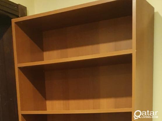 (Part 2) Pre-owned Furniture Moving Sale:  Writing Desk, Shoe Rack, Trolley, Bookshelf ... etc