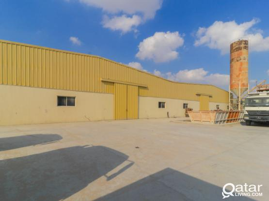 2000 SQM Warehouse In Industrial Area