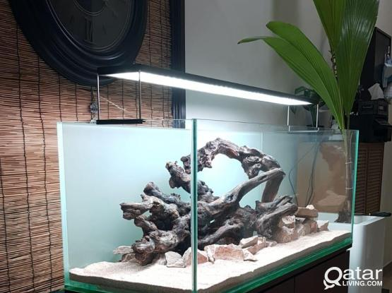 AQUARIUM / FISH TANK - CUSTOM BUILT