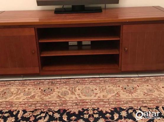 Home Center Solid Wood Cabinet Only