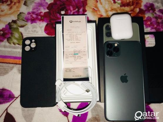 i phone 11 pro max 256gb for sell