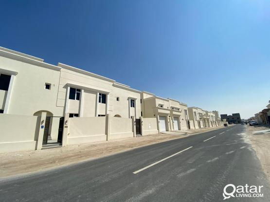 Brand new villa in al Wakair Area