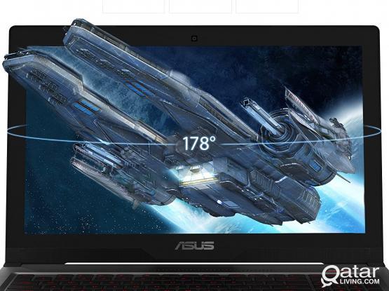 GAMING LAPTOP: ASUS FX503VD i5 7300HQ 8 GB RAM 250