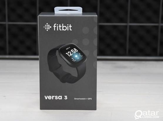 Fit bit Versa 3 unopen brand new