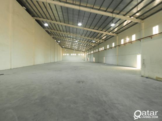 1500 sqm Warehouse For Rent In Industrial Area
