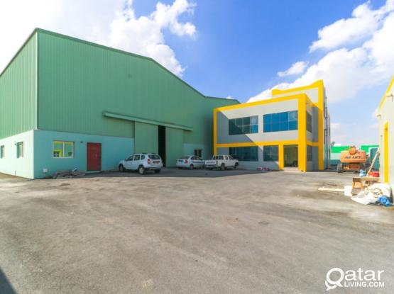 2000SQM workshop And office new Industrial Area