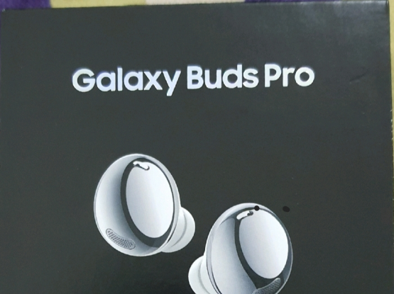 Galaxy Buds pro brand new not used