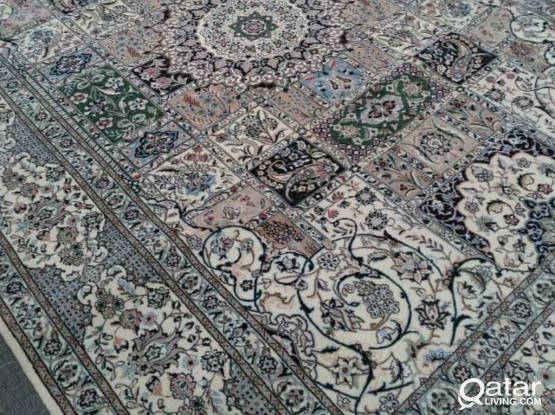 Handmade Persian Carpet 2 X3
