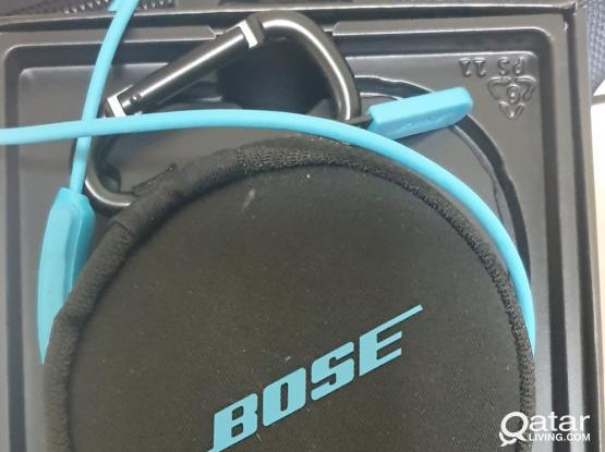 Bose  Bluetooth   perfect condition  2 month use wireless car charger free