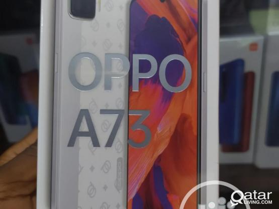 Oppo A73 New 2 days Never powered.
