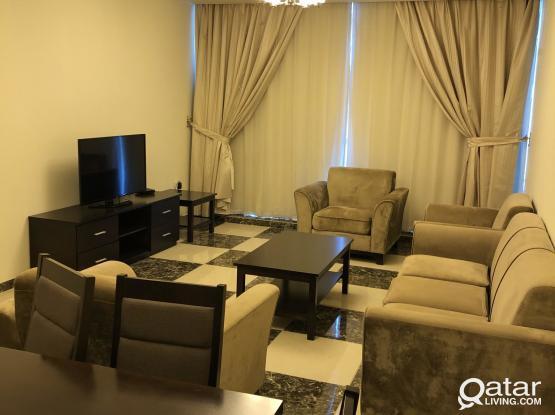 Luxury 2 bhk with 3 bathrooms Al Saad