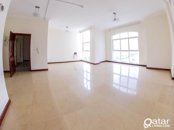 Unfurnished, 2 BHK Apartment in Al Sadd near Millennium Hotel
