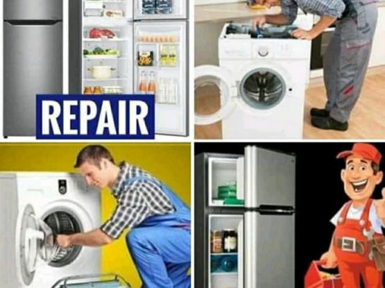 Washing maching, fridge repair in doha qatar