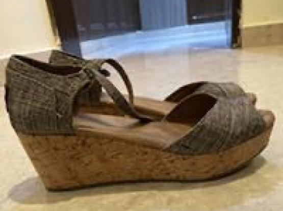 Toms Heels Fits Size 38