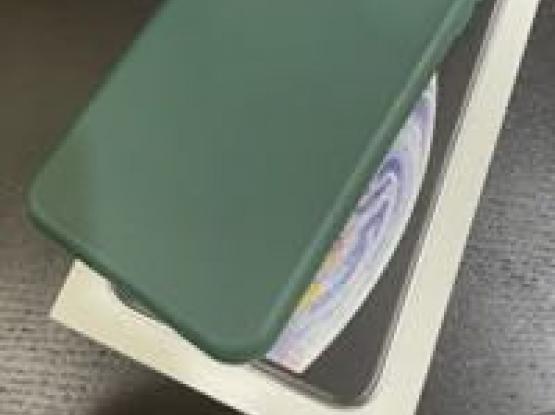 iPhone XS Max White/silver 512 GB