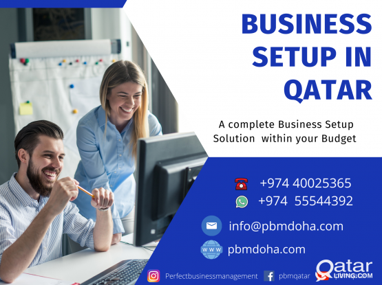Company formation in Qatar at the Lowest Service Charges