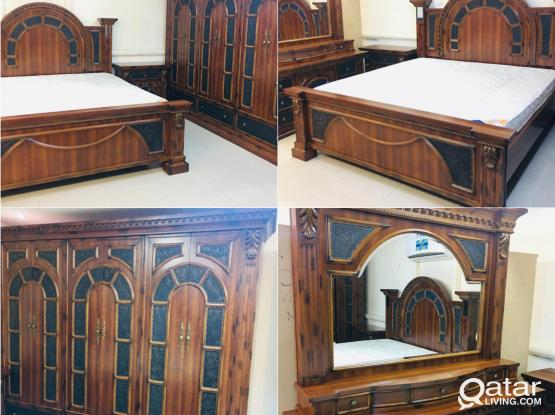 For sell king size bedroom set 200x210cm