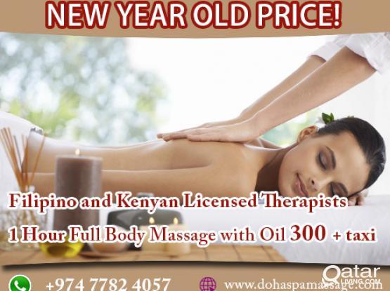 Professional Full Body Massage