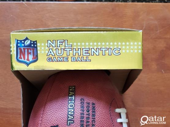 NFL Authentic Game Ball