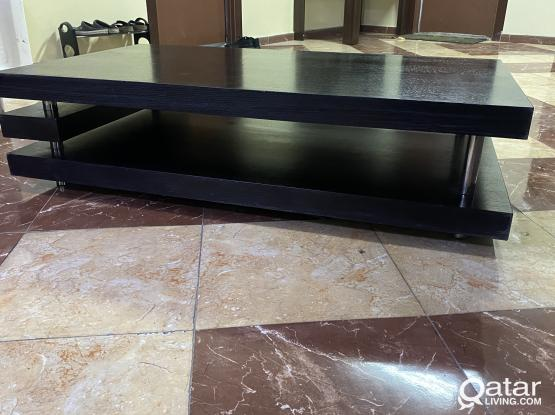 Center table from home center for only 100 immediate sale in very good condition