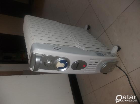 Room heater